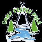 Camp Teepee Pole